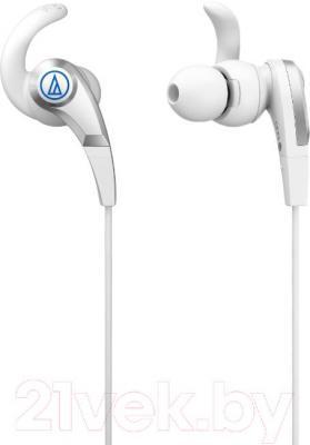 Наушники Audio-Technica ATH-CKX5 (белый) - общий вид