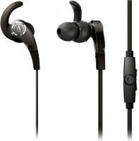 Наушники-гарнитура Audio-Technica ATH-CKX7iS (черный) -