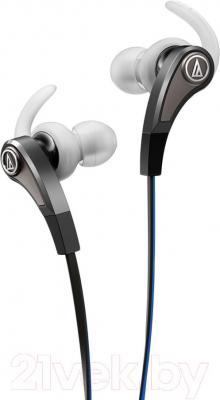 Наушники Audio-Technica ATH-CKX9 (серебристый) - общий вид