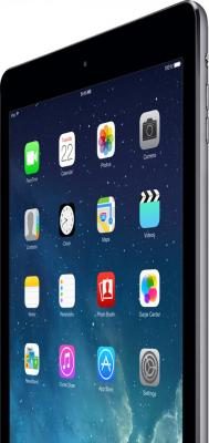 Планшет Apple iPad Air 16GB 4G Space Gray (MD791TU/A) - общий вид