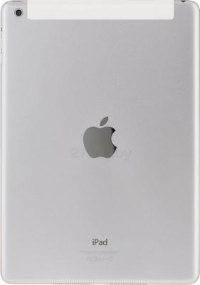 Планшет Apple iPad Air 32GB 4G Silver  (MD795TU/A) - вид сзади