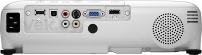 Проектор Epson EB-S18 - вид сзади