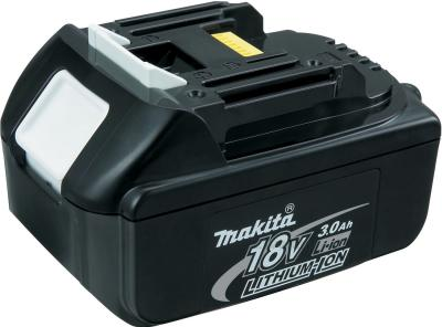 Аккумулятор для электроинструмента Makita BL1830 - общий вид