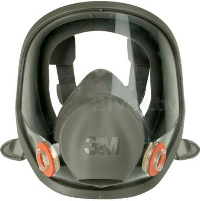 Защитная маска 3M 6900 - общий вид