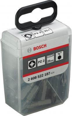 Набор оснастки Bosch Extra Hard 2.608.522.187 (25 предметов) - вид сбоку