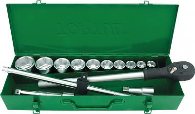Универсальный набор инструментов Toptul GCAD1405 (14 предметов) - общий вид