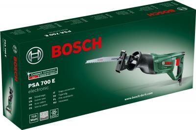 Сабельная пила Bosch PSA 700 E (0.603.3A7.001) - упаковка
