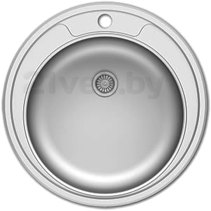 Мойка кухонная Asil AS01 (С-48) - общий вид
