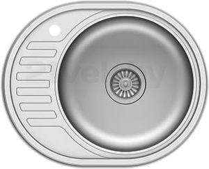 Мойка кухонная Asil AS03 - общий вид