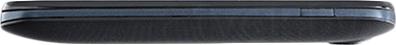 Смартфон Explay A400 (Black) - боковая панель