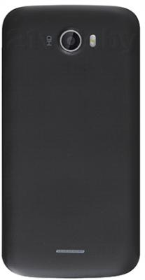Смартфон Explay A500 (Black) - задняя панель