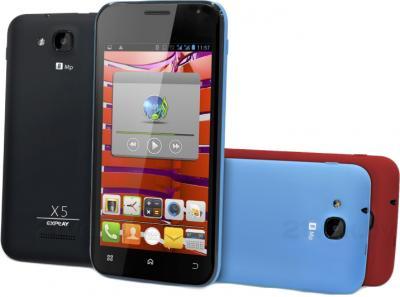 Смартфон Explay X5 - все варианты расцветки
