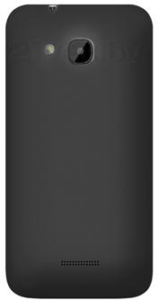 Смартфон Explay X5 - черная задняя панель