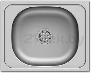 Мойка кухонная Asil AS21 (0.6mm, Right) - общий вид