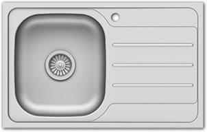 Мойка кухонная Asil AS11 - общий вид