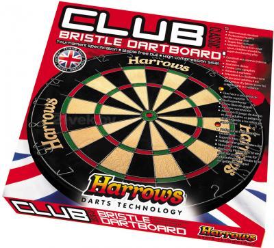 Дартс Harrows Club Classic Board EA401 - коробка