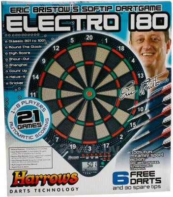 Электронный дартс Harrows Electro 180 EA402 - коробка