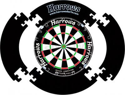 Защита для дартса Harrows 4 Рiece - общий вид
