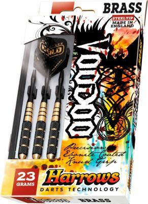 Дротики для дартса Harrows Voodoo 25gК - аналог 3x23g