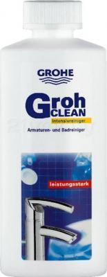 Чистящее средство для ванной комнаты GROHE Grohclean (250мл) - общий вид