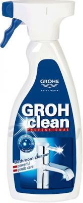 Чистящее средство для ванной комнаты GROHE Grohclean (0.5л) - общий вид