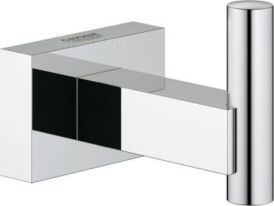 Крючок для ванны GROHE Essentials Cube 40511000 - общий вид