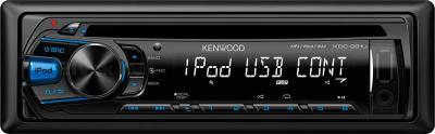 Автомагнитола Kenwood KDC-261UB - вид спереди