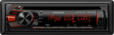 Автомагнитола Kenwood KDC-361U - общий вид