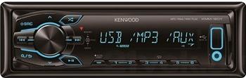 Автомагнитола Kenwood KMM-120Y - общий вид