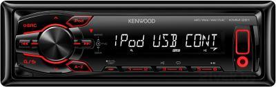 Автомагнитола Kenwood KMM-261 - общий вид