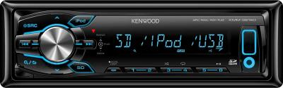 Автомагнитола Kenwood KMM-361SD - общий вид