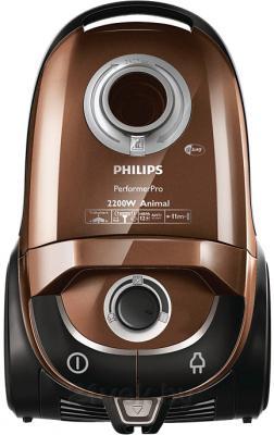 Пылесос Philips FC9194/01 - вид корпуса сверху