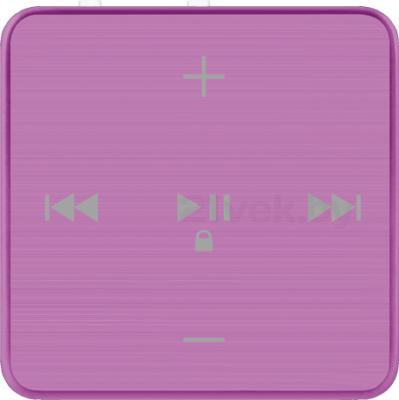 MP3-плеер TeXet T-2 (4 Gb) (Purple) - общий вид