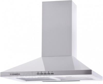Вытяжка купольная Pyramida TK 60 (White) - общий вид
