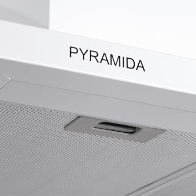 Вытяжка купольная Pyramida TK 60 (White) - фильтр
