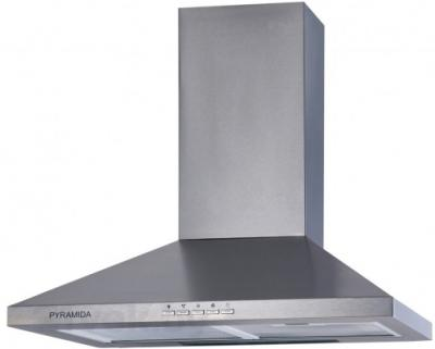 Вытяжка купольная Pyramida TK 60 (нержавеющая сталь) - общий вид