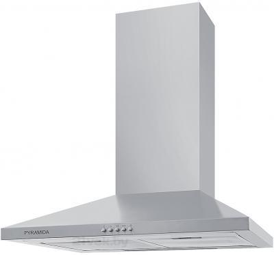 Вытяжка купольная Pyramida KS 60 (Inox) - общий вид