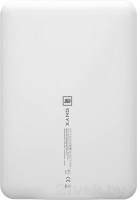 Электронная книга Onyx BOOX C63M MARCO POLO (White) - вид сзади