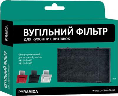 Угольный фильтр для вытяжки Pyramida НЕS / D - общий вид