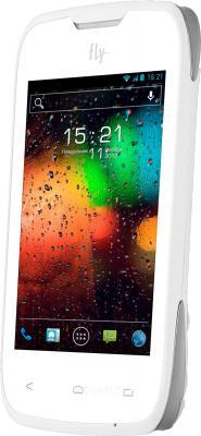 Смартфон Fly IQ431 (White) - общий вид