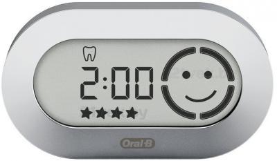 Электрическая зубная щетка Braun Oral-B Black 7000 D34.555.6X (81436027) - таймер
