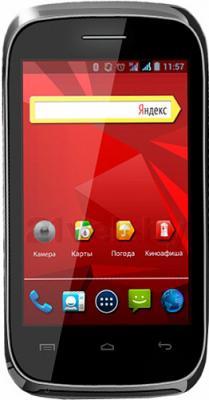 Смартфон Explay N1 (Black) - общий вид
