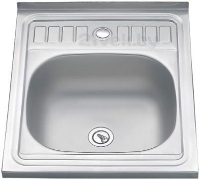 Мойка кухонная Melana MLN-5060 (0,6) - общий вид