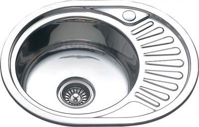 Мойка кухонная Melana MLN-5745 L (0,6) - общий вид