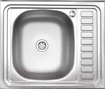 Мойка кухонная Melana MLN-6050 L (0,6) - общий вид