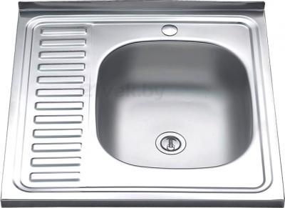 Мойка кухонная Melana MLN-6060 R (0,8) - общий вид