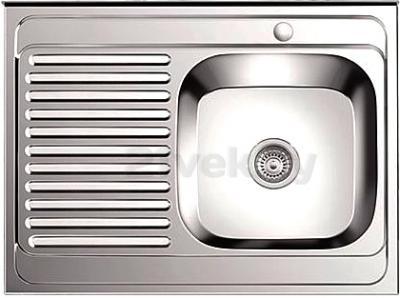 Мойка кухонная Melana MLN-6080 R (0,6) - общий вид