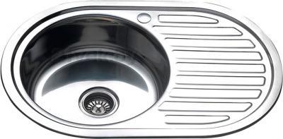 Мойка кухонная Melana MLN-7750 L (0,6) - общий вид