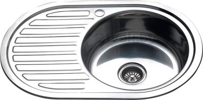 Мойка кухонная Melana MLN-7750 R (0,6) - общий вид