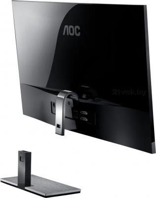 Монитор AOC i2757Fm - вид сзади